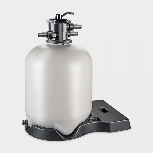 Filterbehälter Ø 500 mm mit 7-Wege-Rückspülventil