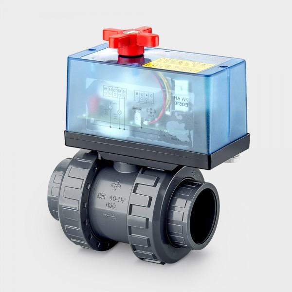 2-Wege-Motorventil 230 V | 50 mm