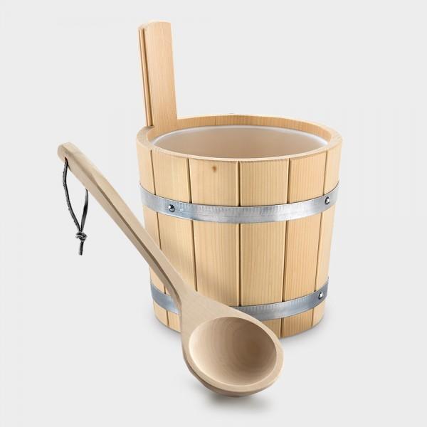 Saunakübel-Set Basic