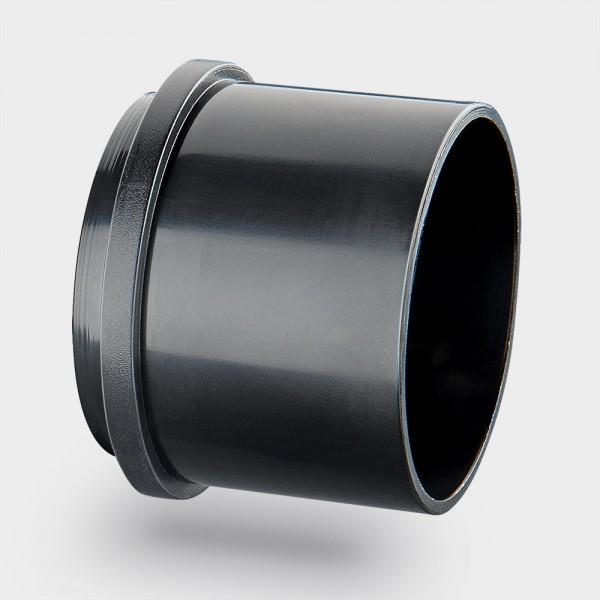 Anschlussstück mit Klebemuffe 50 mm für