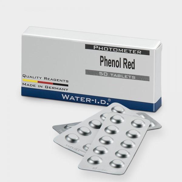 Nachfüllpack Phenol Red Photometer für PoolLab 1.0