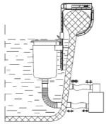 Skimmermontage Quick-Up-Pool