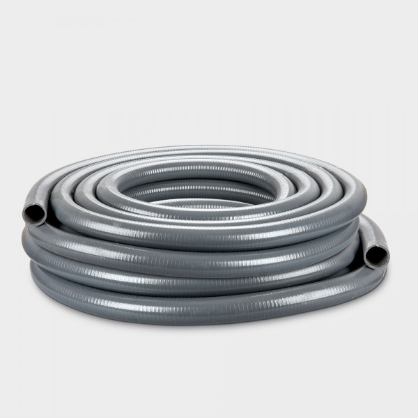 PVC Flex Schlauch / Flex Rohr 50 mm 25 m