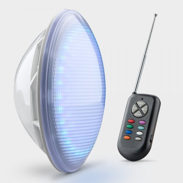 LED-Lampe PAR56 15W RGB inkl. Fernbedienung