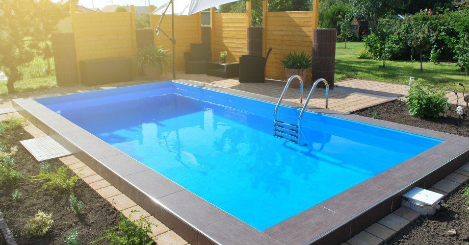 Poolsana rechteckpool 6 00 x 3 00 x 1 50 m profi perfect for Foliensack pool