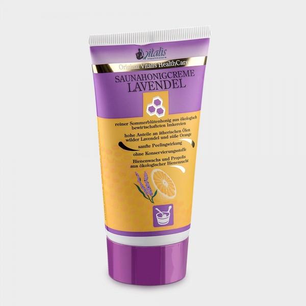Premium Saunahonigcreme Lavendel 150g