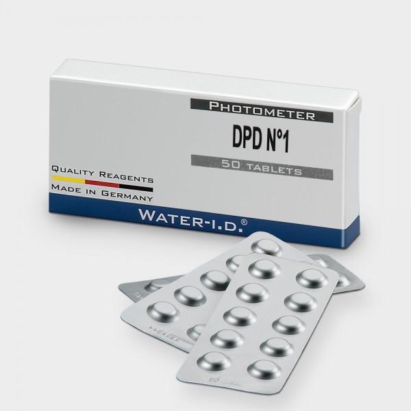 Nachfüllpack DPD 1 Photometer für PoolLab 1.0