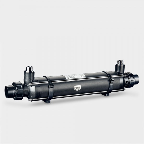 Pool-Wärmetauscher Kunststoff/V4A-Edelstahl 85 kW