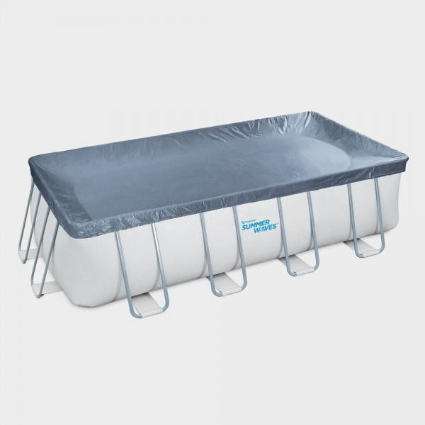 Pool-Abdeckplane für Frame Pool 549 x 274 cm