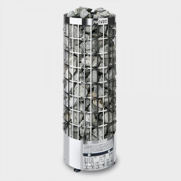 Harvia Sauna-Säulenofen Cilindro E (offen) 9 kW 400 V