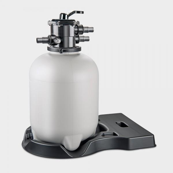 Filterbehälter Ø 400 mm mit 7-Wege-Rückspülventil