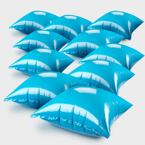 Pool-Luftkissen aus PVC 10er-Pack