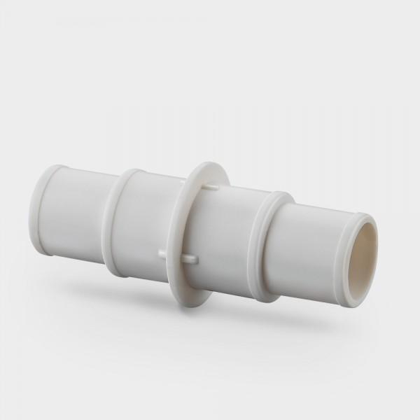 Schlauchverbinder 32-38 mm, abgestuft