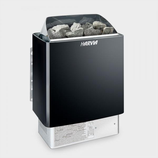 Saunaofen Harvia Trendi Black 6 / 8 / 9 kW 400 V