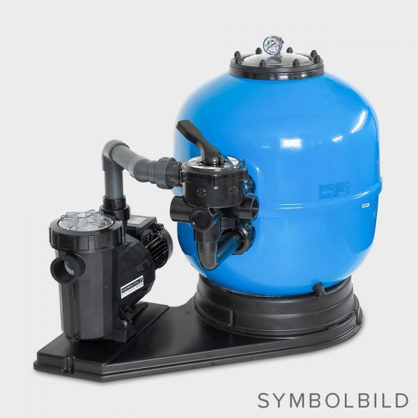 Polyesterfilteranlage 450 mm mit SPECK-Pumpe