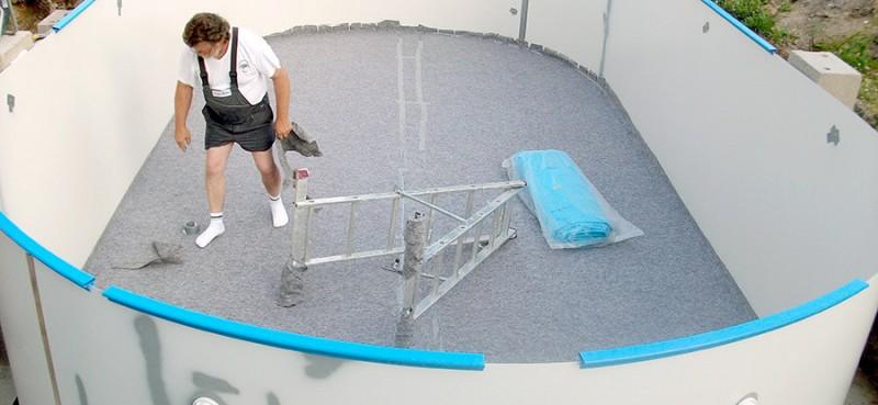 Ovalpool ovalbecken stahlwandpool oval for Pool aufstellbar