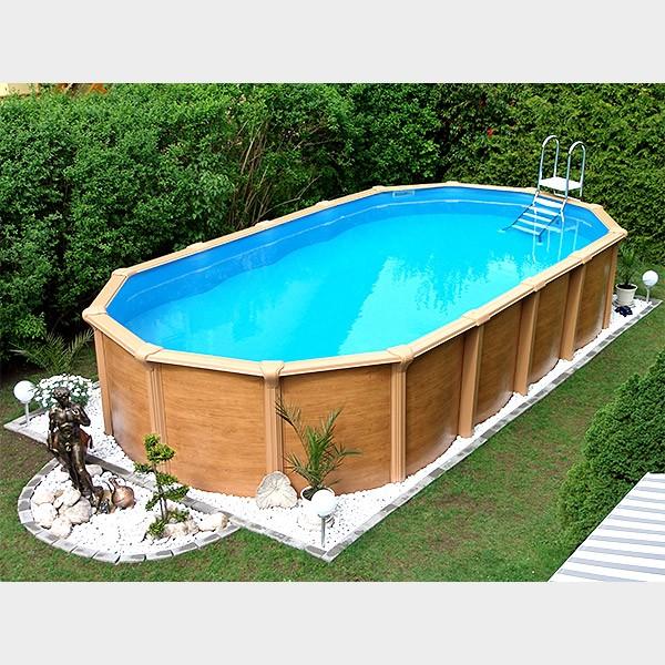 ovalpool ovalbecken stahlwandpool oval. Black Bedroom Furniture Sets. Home Design Ideas