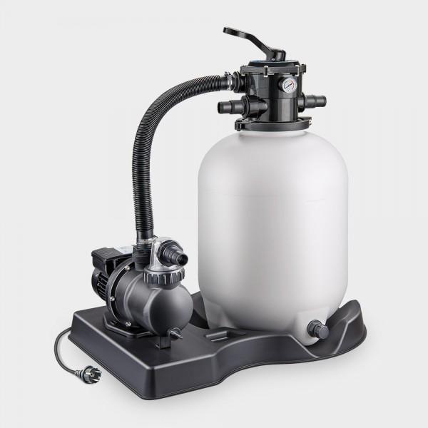 Sandfilteranlage POOLSANA Plus 400/Pump 75