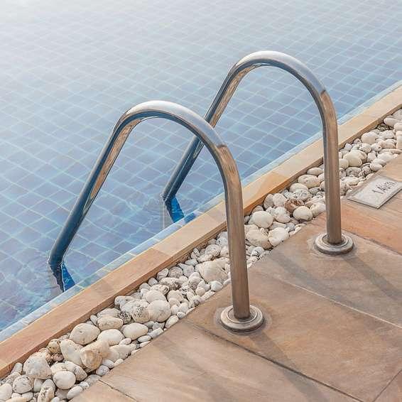 Berühmt Warum auch Edelstahl rosten kann | POOLSANA - Der Pool & Sauna VP96