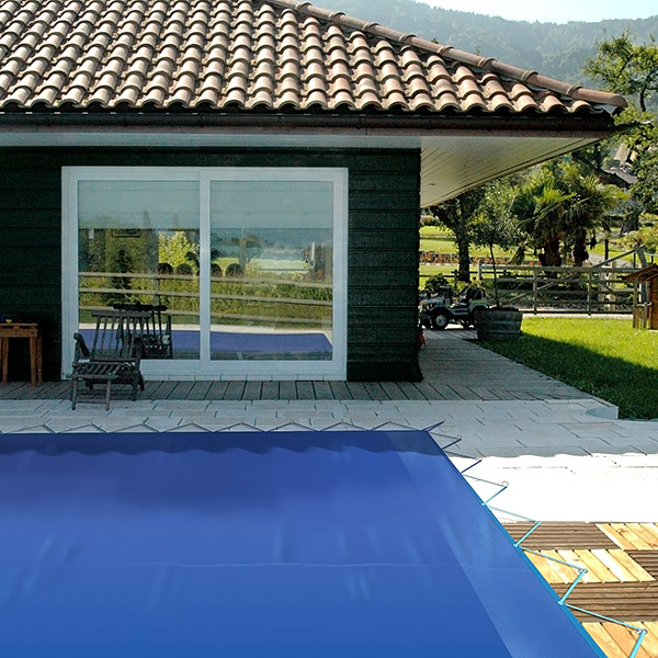 Ganzjahres poolabdeckung poolsana polar pure f r for Quick up pool 120 hoch