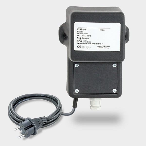 50 VA Sicherheitstrafo für LED Poolbeleuchtung
